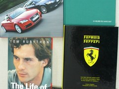 Navigate to Motoring and motorsport books