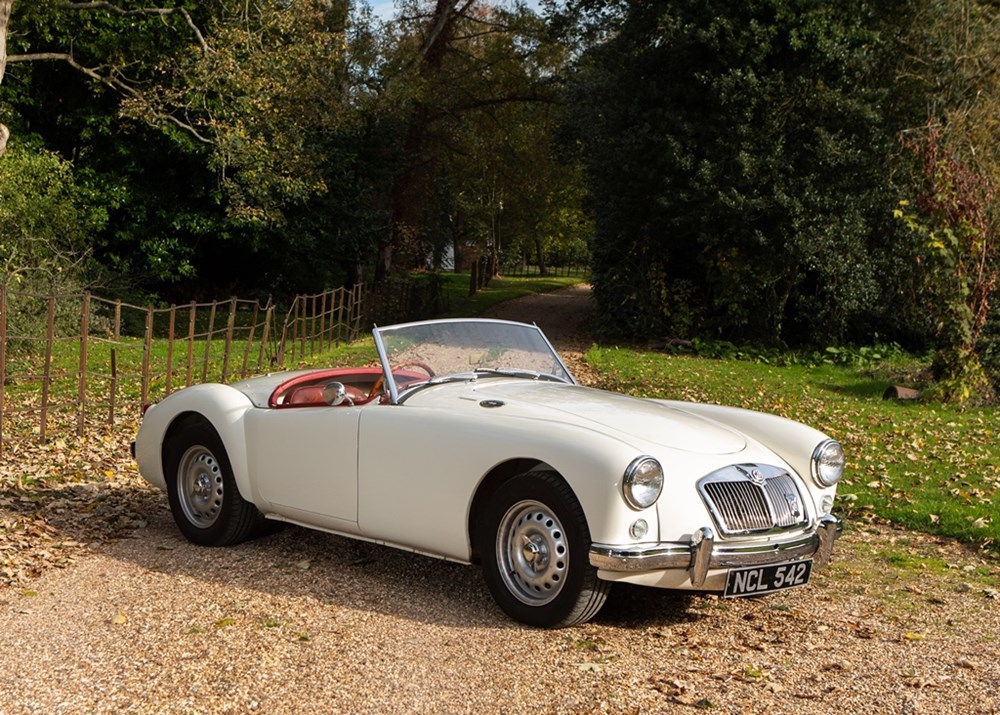 Lot 249 - 1959 MG A Twin Cam Roadster