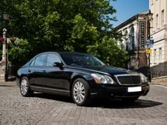 Navigate to Lot 217 - 2005 Maybach 57