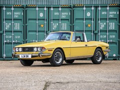 Navigate to Lot 189 - 1973 Triumph Stag