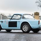 Ref 20 1962 Triumph TR4 Works Recreation -