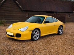 Navigate to Lot 162 - 2004 Porsche 911 / 996 Carrera 4S