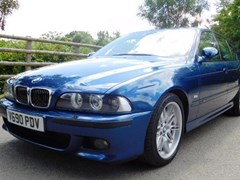 Navigate to Lot 208 - 2000 BMW M5 Saloon