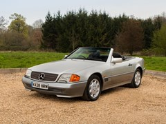 Navigate to Lot 254 - 1993 Mercedes-Benz 500 SL Roadster *WITHDRAWN*