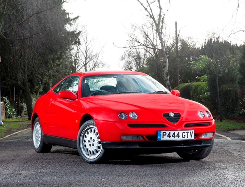 Lot 221 - 1997 Alfa Romeo GTV Coupe