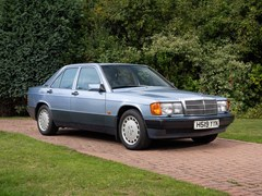 Navigate to Lot 261 - 1991  Mercedes-Benz 190E (2.6 litre)