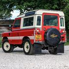 Ref 34 1982 Land Rover Series III 88 County (short wheelbase) -