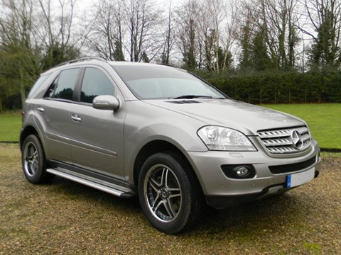 2007 Mercedes-Benz ML 420 CDi