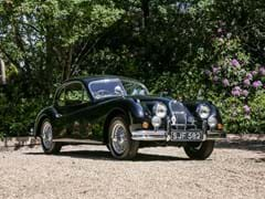 Navigate to Lot 218 - 1955 Jaguar XK140 SE Fixedhead Coupé