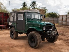 Navigate to Lot 131 - 1975 Toyota FJ Landcruiser