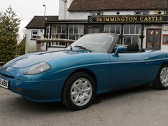 Navigate to Lot 301 - 1997 Fiat Barchetta