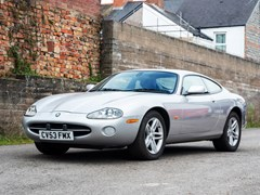 Navigate to Lot 255 - 2003 Jaguar XK8 Coupé (4.2 litre)