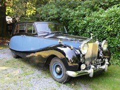 Navigate to Lot 267 - 1956 13051 Silver Wraith Limousine by Hooper