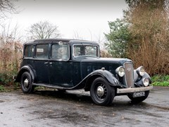 Navigate to Lot 205 - 1938 Austin 20HP 'Landaulette'