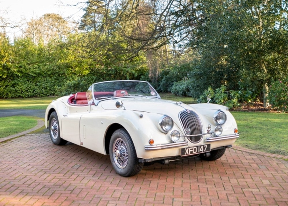 Lot 278 - 1998 Jaguar XK by Aristocat