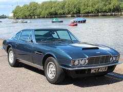 Navigate to Lot 138 - 1971 Aston Martin DBS V8