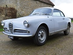 Navigate to Lot 221 - 1956 Alfa Romeo Giulietta Sprint 750B
