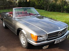 Navigate to Lot 303 - 1977 Mercedes-Benz 450SL