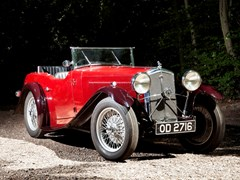 Navigate to Lot 253 - 1932 Wolseley Hornet Special