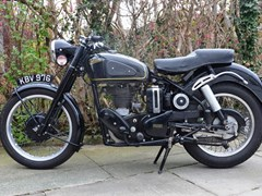 Navigate to Lot 324 - 1958 Velocette MSS (500cc)