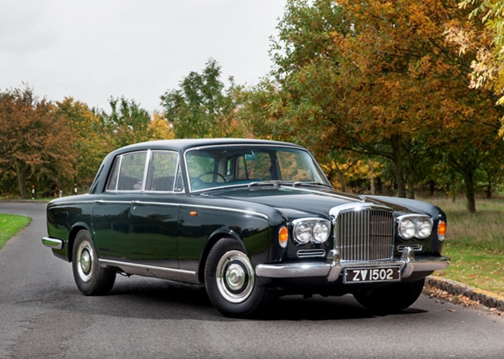 Lot 248 - 1968 Bentley T1 Saloon