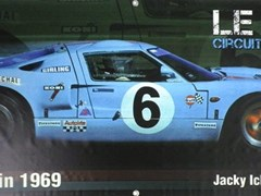 Navigate to Gulf Ford GT40