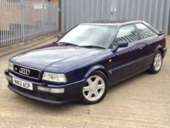 Navigate to Lot 160 - 1995 Audi S2