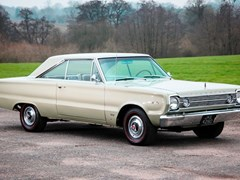 Navigate to Lot 295 - 1966 Plymouth Hemi Satellite Coupé