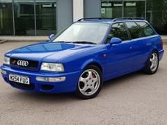 Navigate to Lot 203 - 1995 Audi RS2