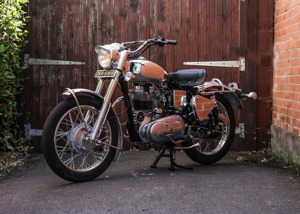 Lot 103 - 1976 Royal Enfield Silver Bullet (350cc)