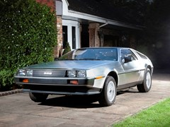 Navigate to Lot 173 - 1981 DeLorean DMC-12 (24 miles from new)