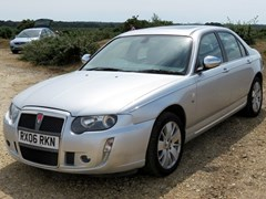 Navigate to Lot 307 - 2006 Rover 75 V8 Connoisseur SE (4.6 litre)