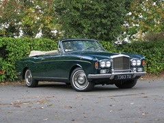 Navigate to Lot 234 - 1968 Bentley T1 Convertible by Mulliner