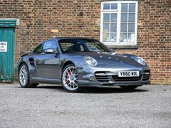 Navigate to Lot 138 - 2010 Porsche 911 Turbo