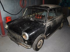 Navigate to Lot 294 - 1963 Morris Mini Minor