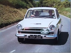 Navigate to Lot 270 - 1966 Ford Lotus Cortina Mk.I