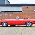Ref 20 1965 Jaguar E-Type Series I Roadster -