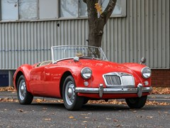 Navigate to Lot 254 - 1956 MG A Roadster Mk. I
