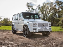 Navigate to Lot 128 - 2011 Mercedes-Benz G55 AMG 'Widestar'