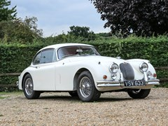 Navigate to Lot 185 - 1958 Jaguar XK150 Fixedhead Coupé
