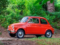 Navigate to Lot 148 - 1970 Fiat 500L