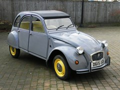 Navigate to Lot 305 - 1986 12883 2CV Special