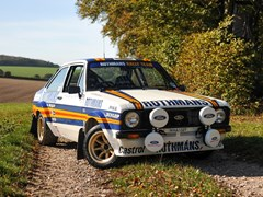 Navigate to Lot 281 - 1978 Ford Escort Mexico Mk. II Group 4 Rally Car Evocation
