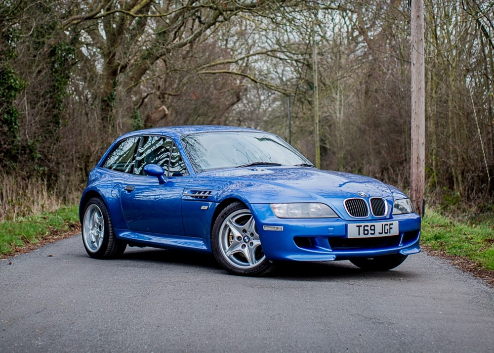 Lot 160 - 1999 BMW Z3M Coupé