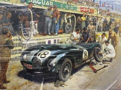 Navigate to Terence Cuneo limited edition print