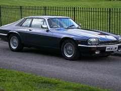 Navigate to Lot 291 - 1991 Jaguar XJS HE V12 Coupé