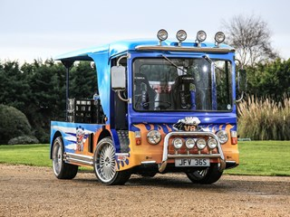 Ref 29 1978 Crompton Milk Float