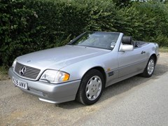 Navigate to Lot 427 - 1994 Mercedes-Benz SL600