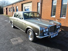 Navigate to Lot 226 - 1976 Bentley T1 Saloon