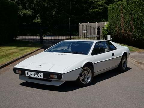 Ref 188 1978 Lotus Esprit Series I